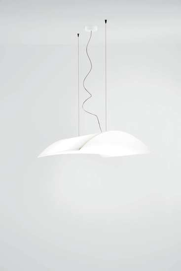 Light Volume Eco 34S6: Suspended lamp L 1200 mm W 800 mm H 200 mm