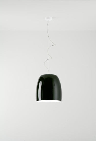 Notte S7: Pendant lamp Ø480 mm available in different finishings