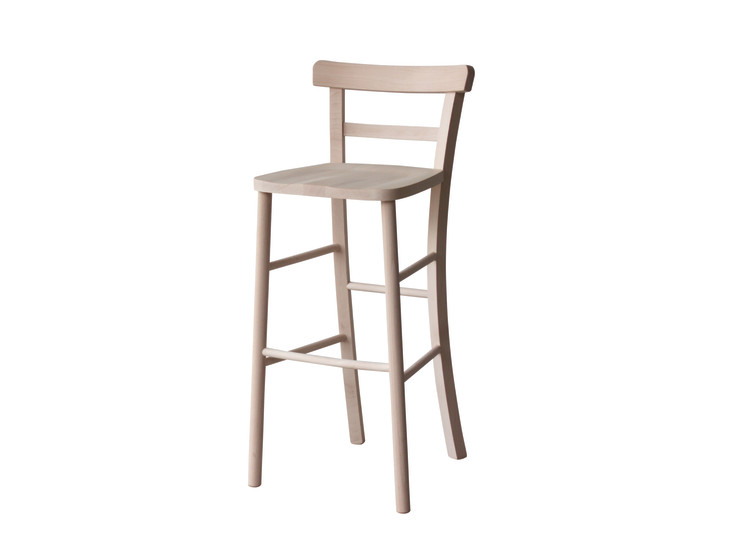 Violinist: High stool available in different finishings