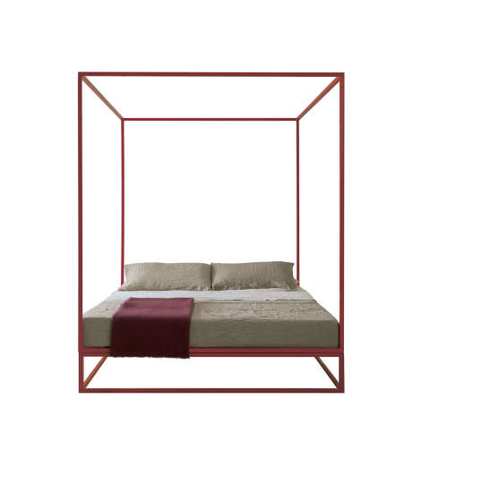 Asha Baldaquin    : Canopy bed available in different sizes and colours