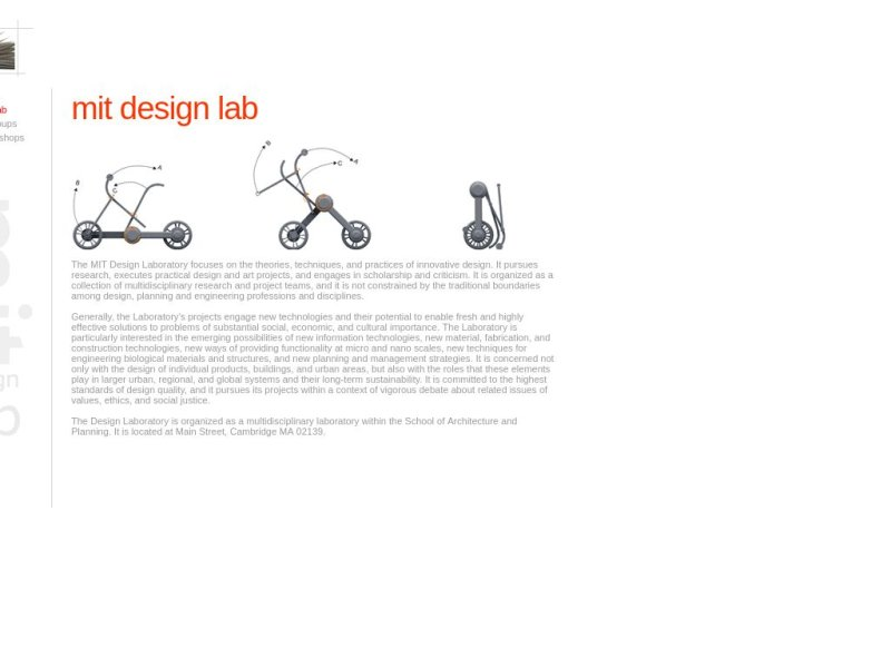 MIT Design Lab