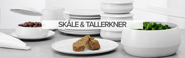 Skåle & Tallerkner