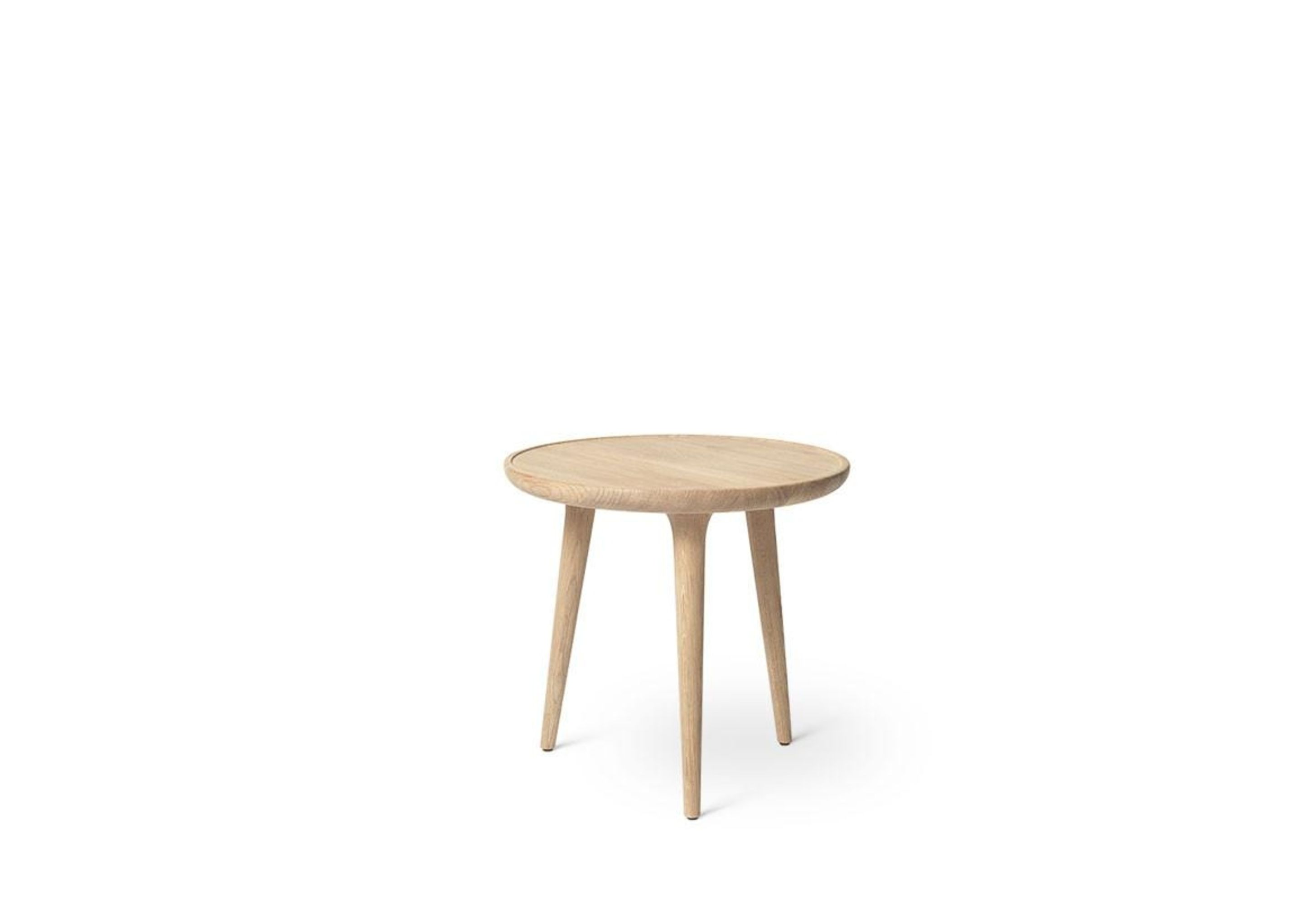 - Accent Side Table, Oak