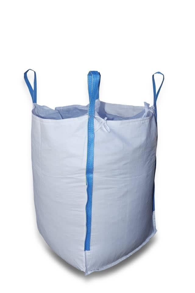 U Panel - Top Lid / Flap Closed Bottom Bulk Bag