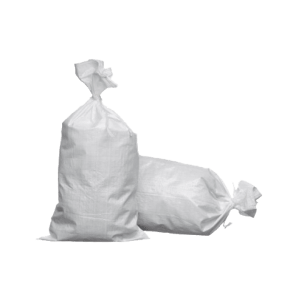 Woven Polypropylene - Sand Bags with tie up - 36 CM x 85 CM