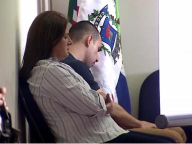 Acusada de matar quatro ex-maridos tem prisão revogada em Caçador