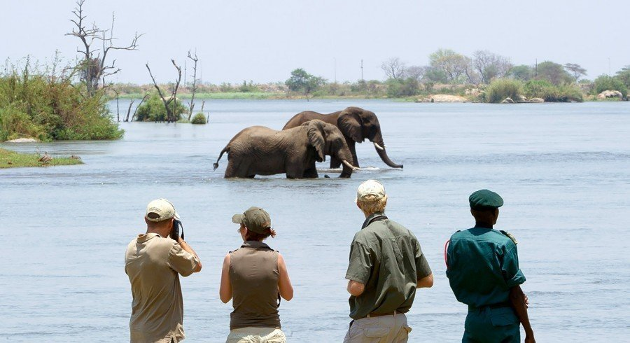 Liwonde - Nairobi to South Africa