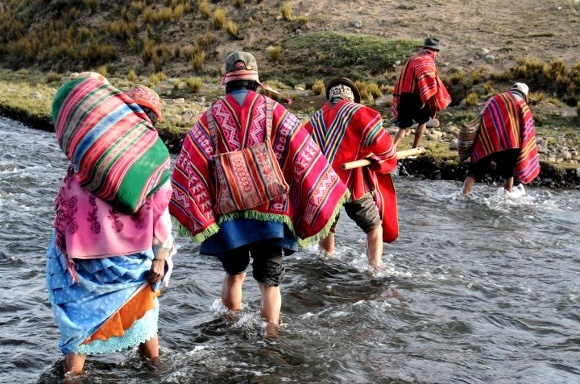 Mythology Inspires Today's Culture in Bolivia - Tribal beliefs in Bolivia