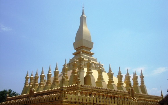 Get a spiritual high when you visit one of the many Buddhist temples
