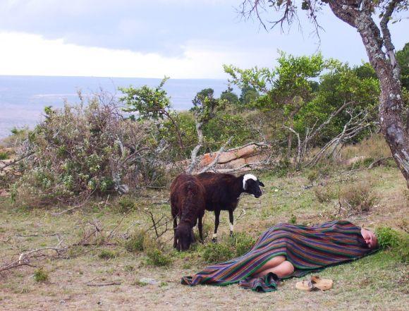 Samburu in Kenya