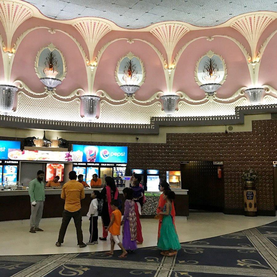 Raj Mandir Kino in Jaipur