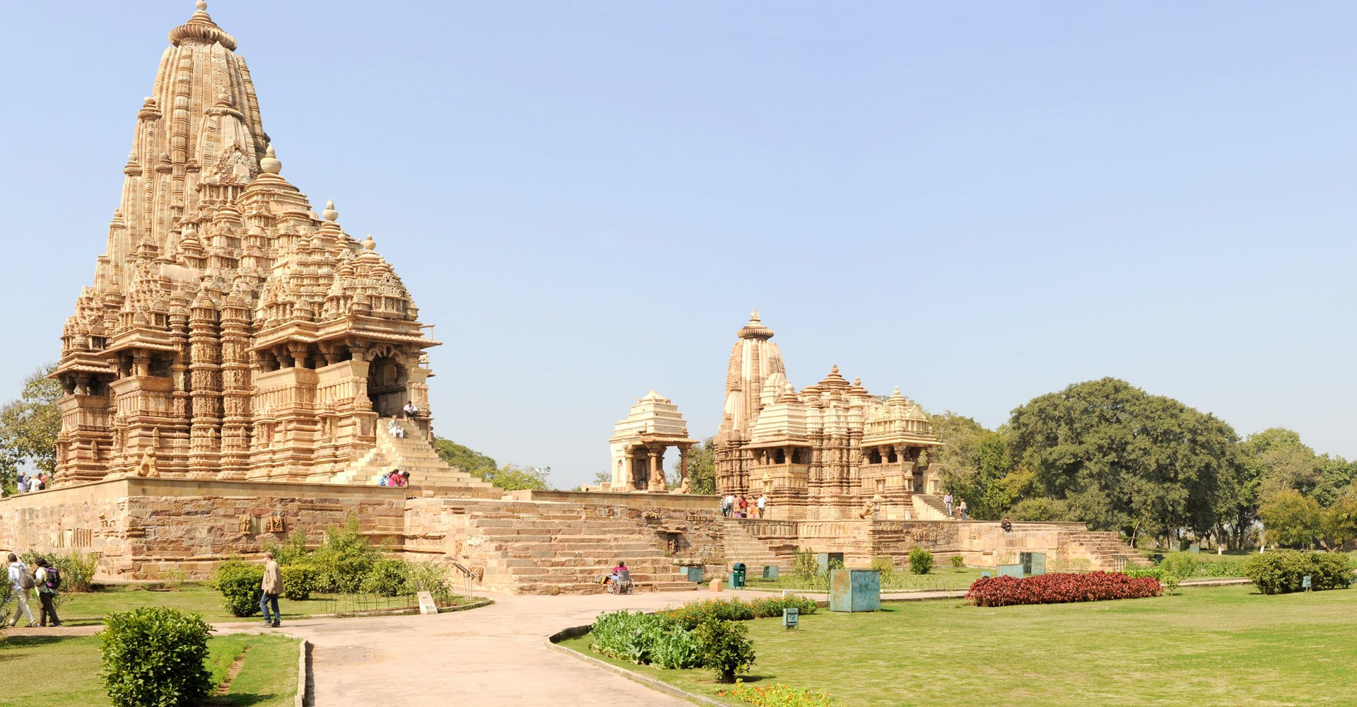 Vishvanatha Temple Khajuraho Madhya Pradesh India Tour