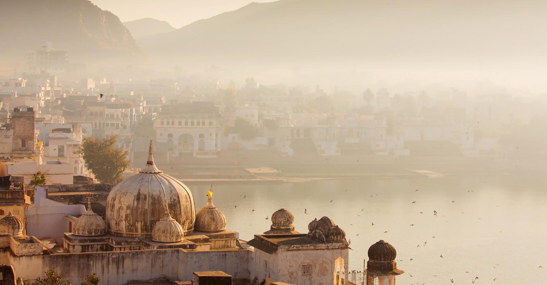 Landscape in North India Tour