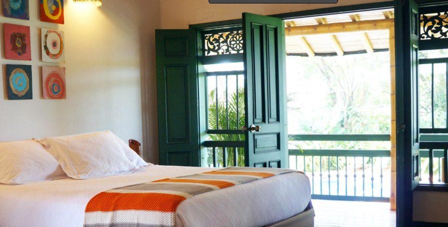 Hacienda Bambusa - Room
