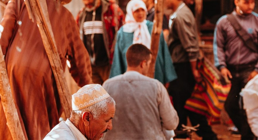 Market in Marrakesch