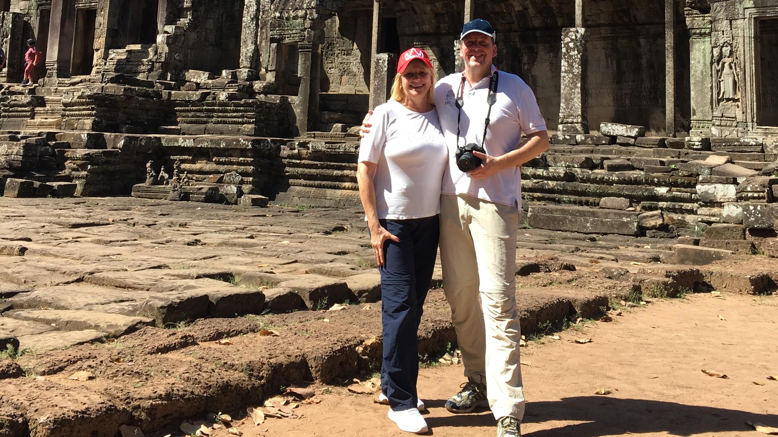 Südostasien Reisebericht von Birgit Schmidt und Uwe Jakopaschk
