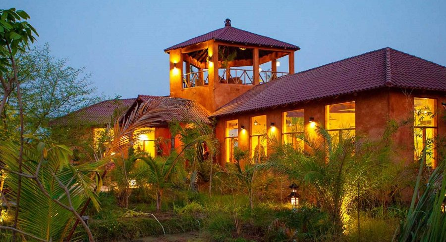 Enchanting Travels India Tours Bamboo Forest Safari Lodge Tadoba