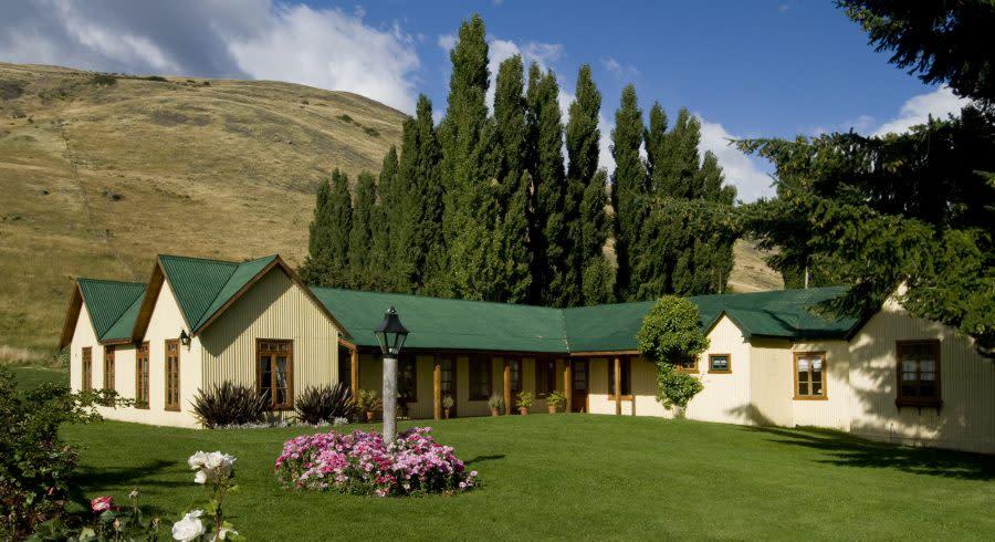 The Puesto Laguna hostel