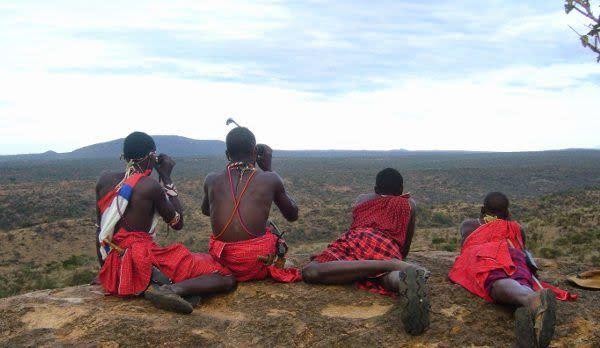 Masaai Olympics