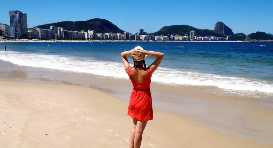 Traumhafte Strände von Rio de Janeiro