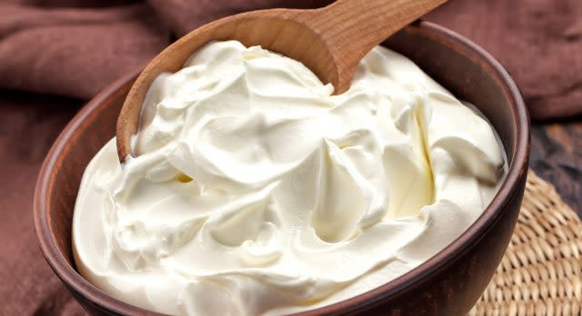 Yogurt or curd is good for the gut