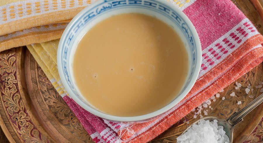 Enchanting Travels Tibet Tours butter tea