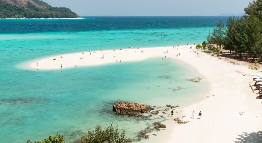 Thailand Beaches -Enchanting Travels Thailand Tours Koh Samui beach