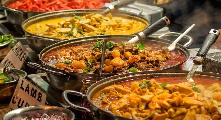 Indische Currys
