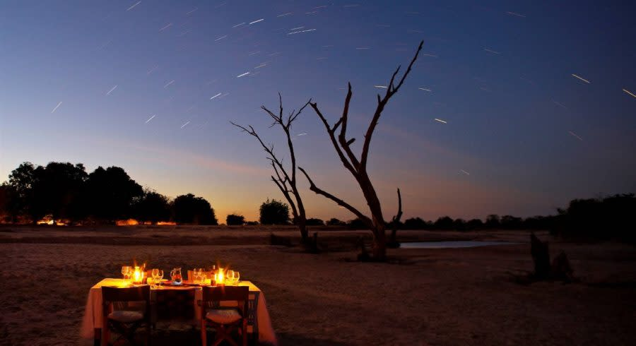 luxury African safari - Nsolo Bush Camp