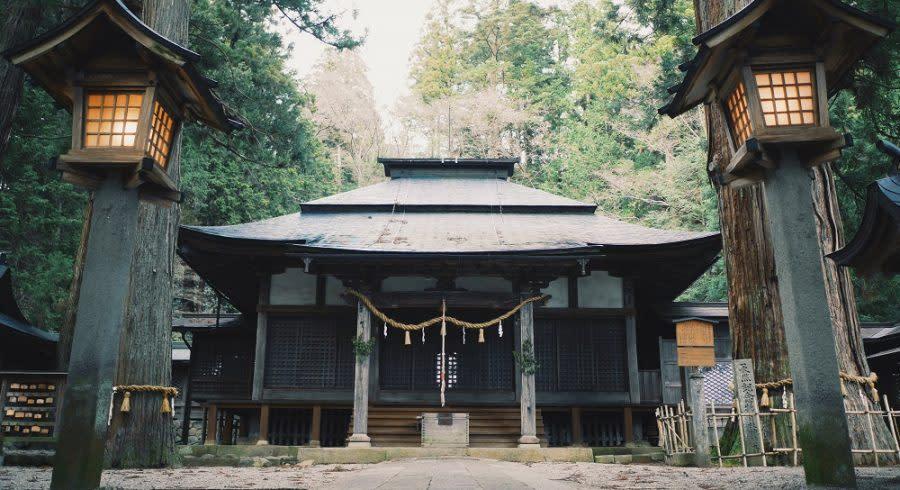 Hida-Sannogu located in Kamakura city