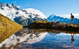 Enchanting Travels New Zealand Tours Mt. Cook