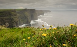 Majestic view of Cliff of Moher, County Clare,Ireland