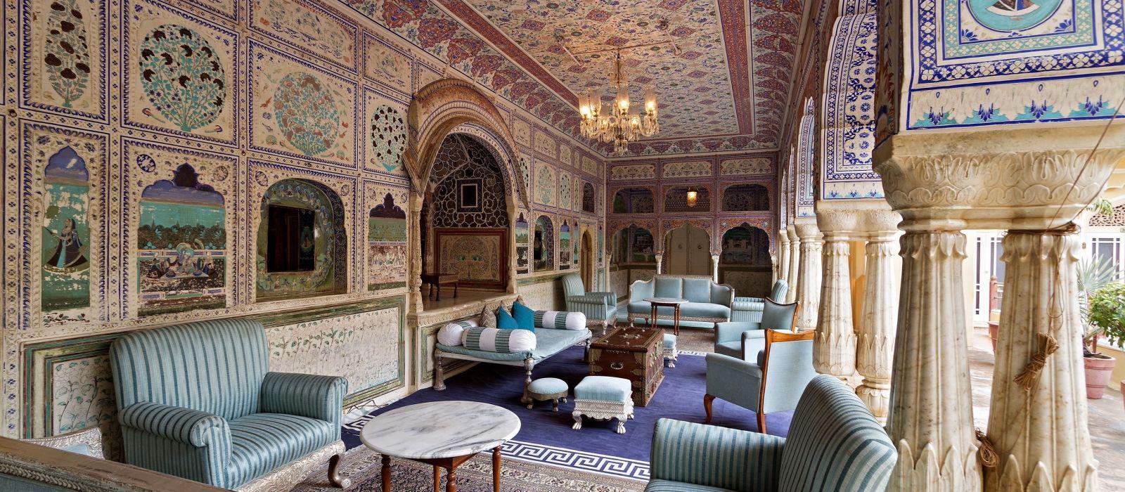 Hotel Samode Palace North India