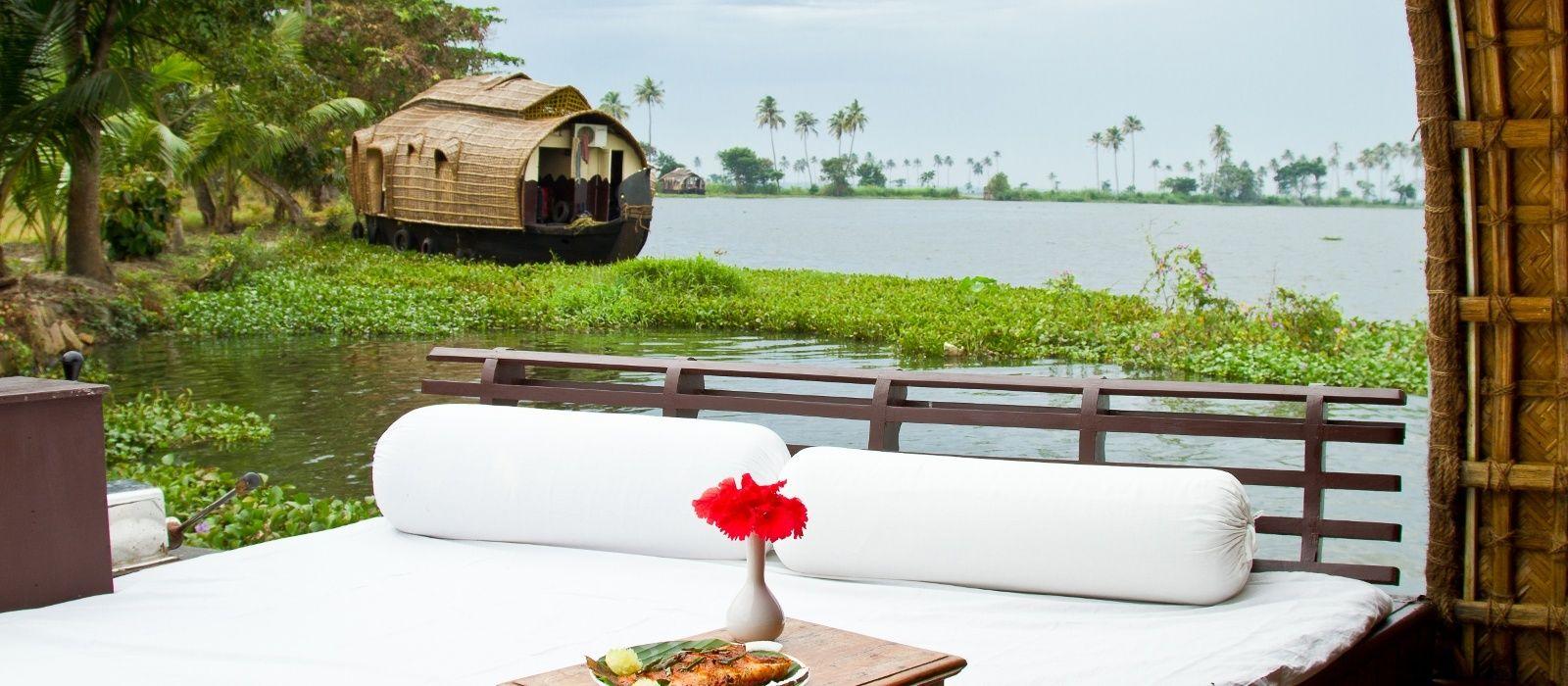 Kerala: Backwater & Plantagen Urlaub 5