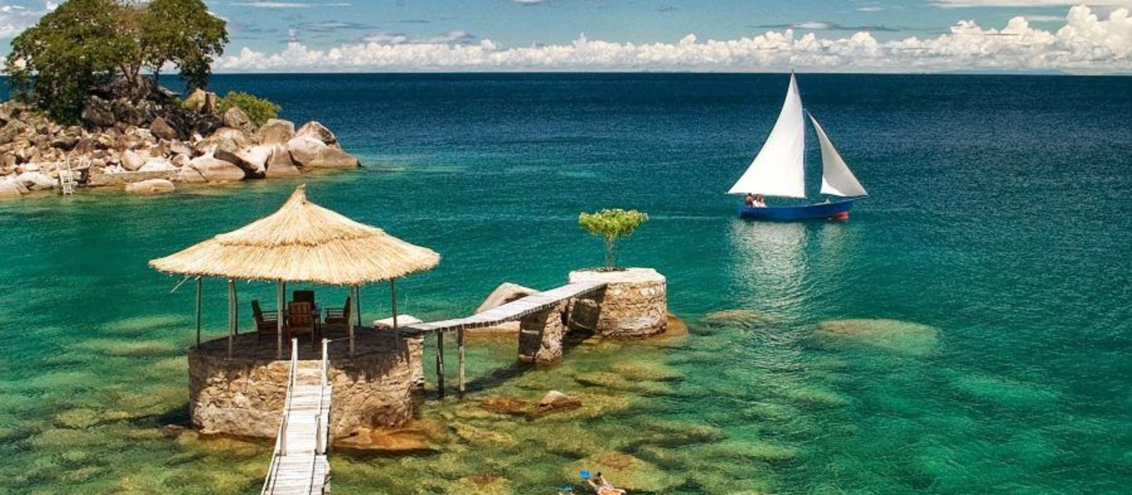 Malawi, Sambia und Mosambik: Safari, Malawisee und Strand Urlaub 1