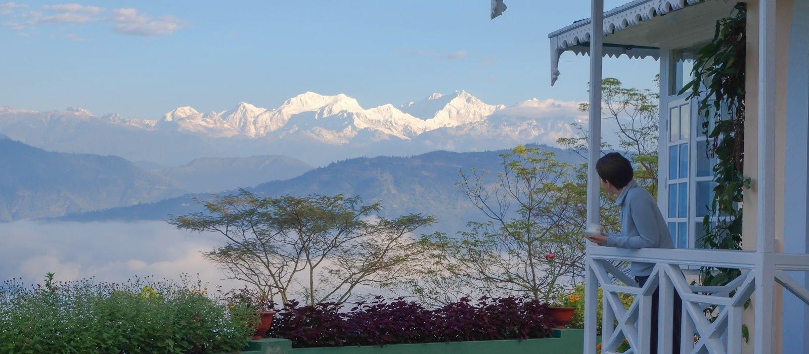 Hotel Glenburn Tea Estate Himalayas