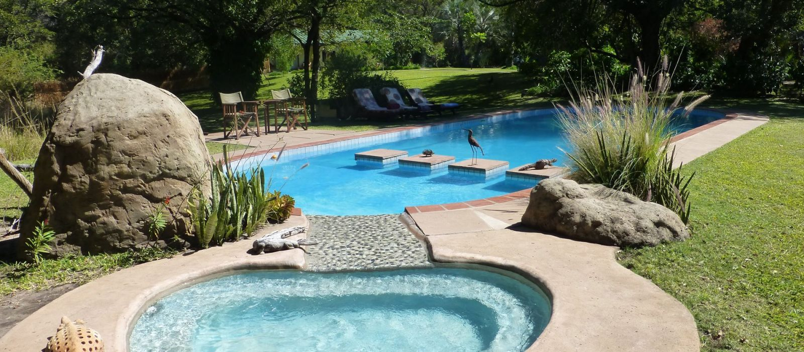 Hotel Waterberry Lodge Zambia