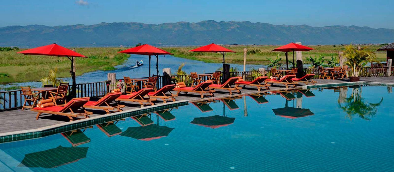 Aureum Palace Resort Spa Inle