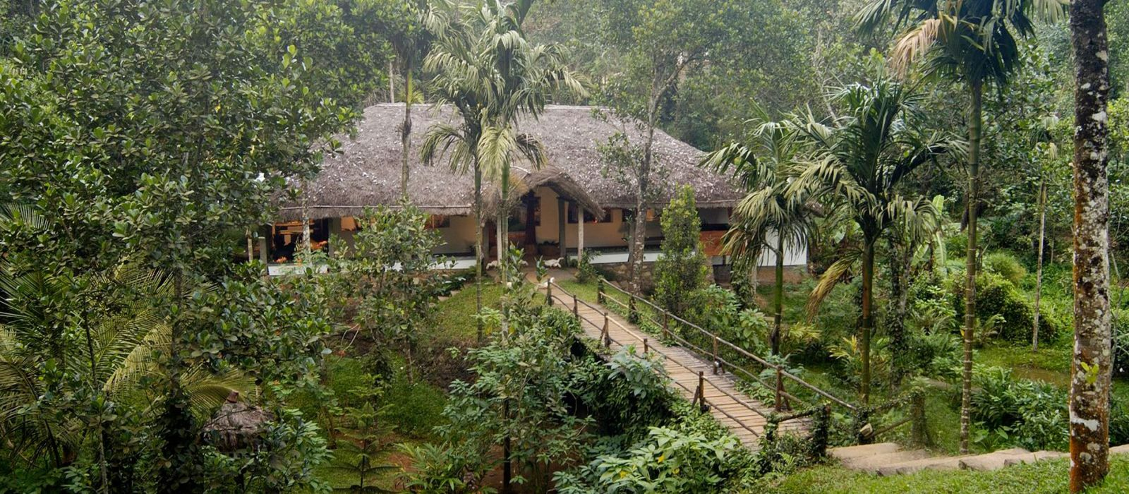 Hotel Shalimar Spice Garden South India