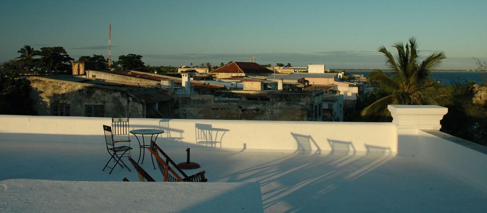 Hotel Terraco das Quitandas Mosambik