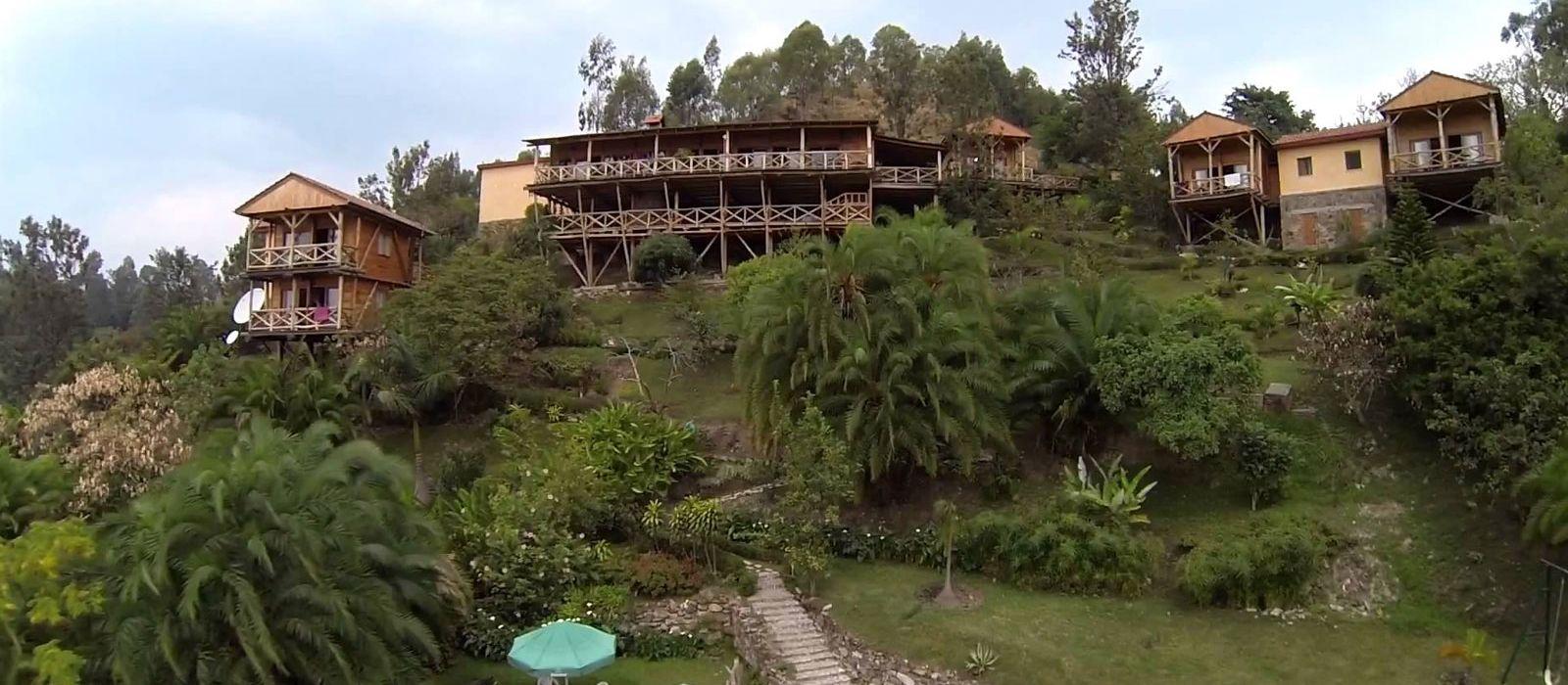 Hotel Cormoran Lodge Rwanda