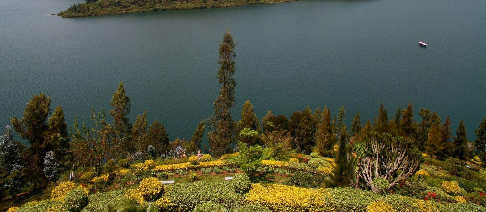 Ruanda Reise: Vulkane, Lake Kivu und Gorilla Trekking Urlaub 5