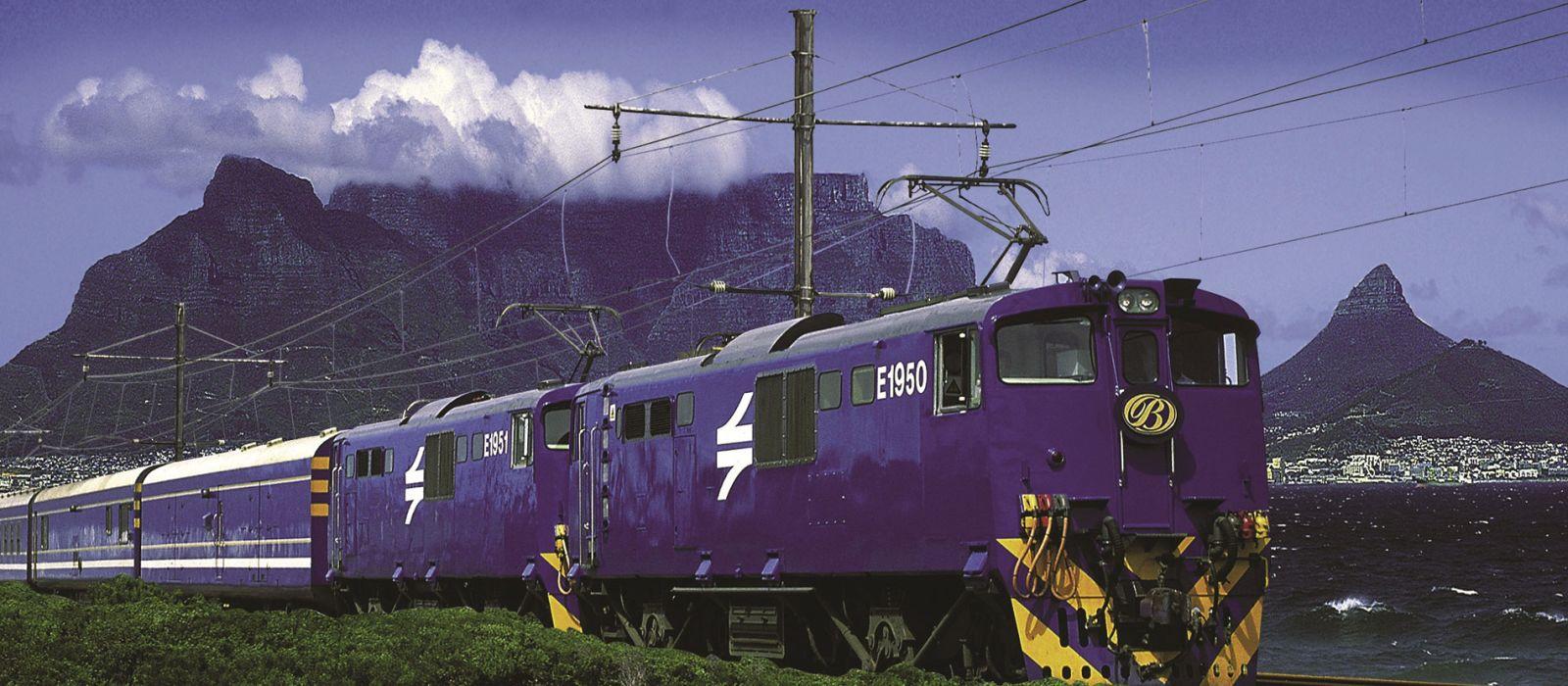 Hotel Blue Train (Cape Town – Pretoria) South Africa