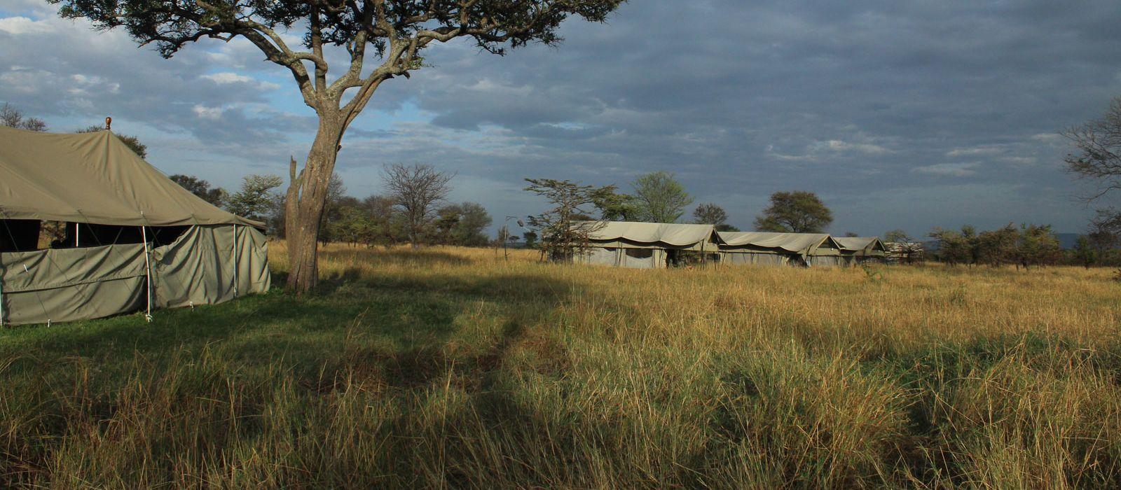 Hotel Ndutu Wilderness Tented Camp Tanzania