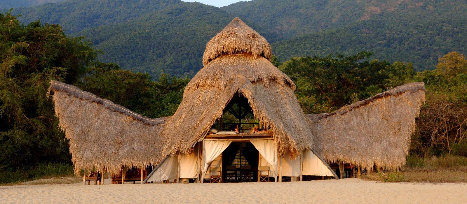 Hotel Greystoke Tansania