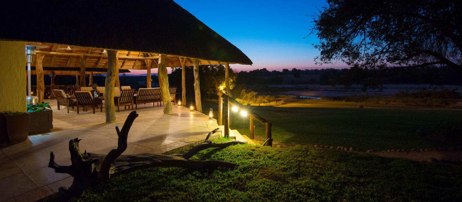 Hotel Inyati Game Lodge Südafrika