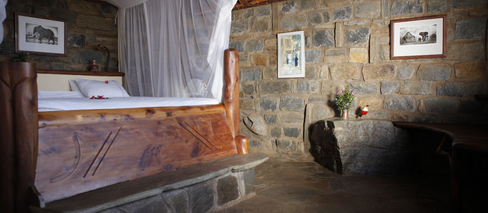 Hotel Desert Rose Lodge Kenia