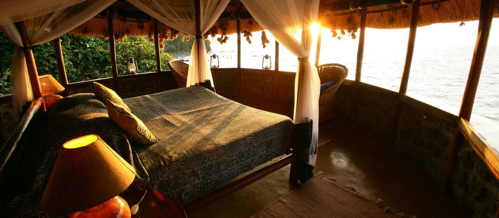 Hotel Mfangano Island Kenia