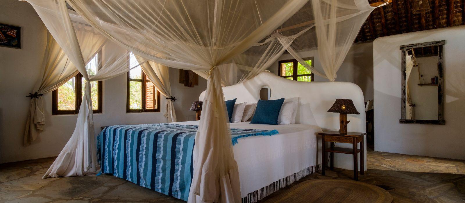 Hotel Udzungwa Forest Tented Camp Tanzania