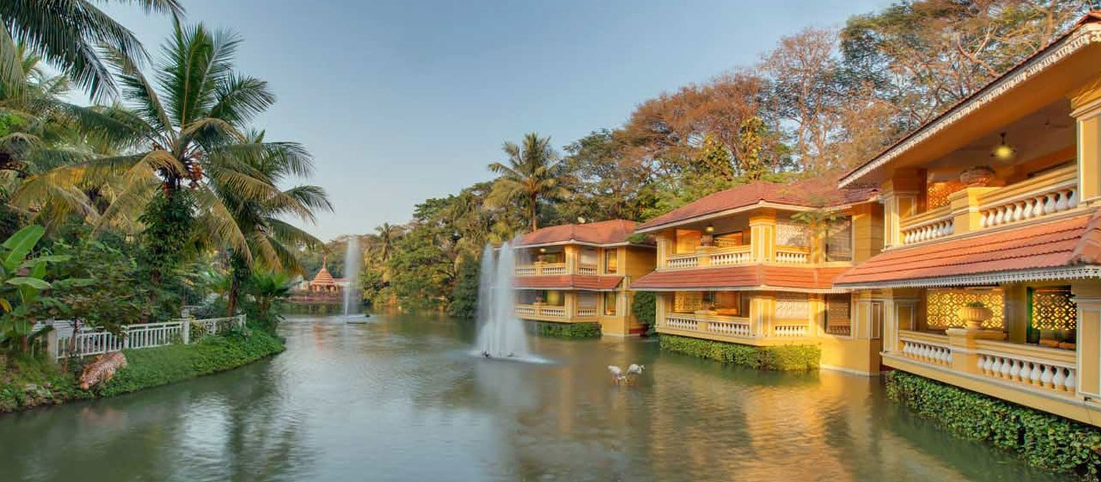 Hotel Mayfair Lagoon Ostindien